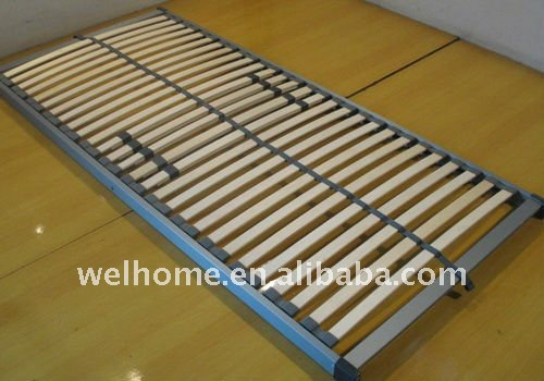 single solid sprung bed slats