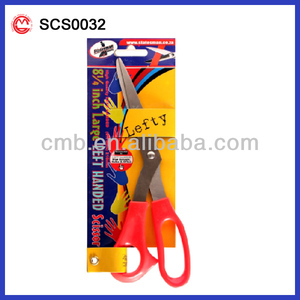LEFT HANDED SCISSORS 8.25INCH LARGE