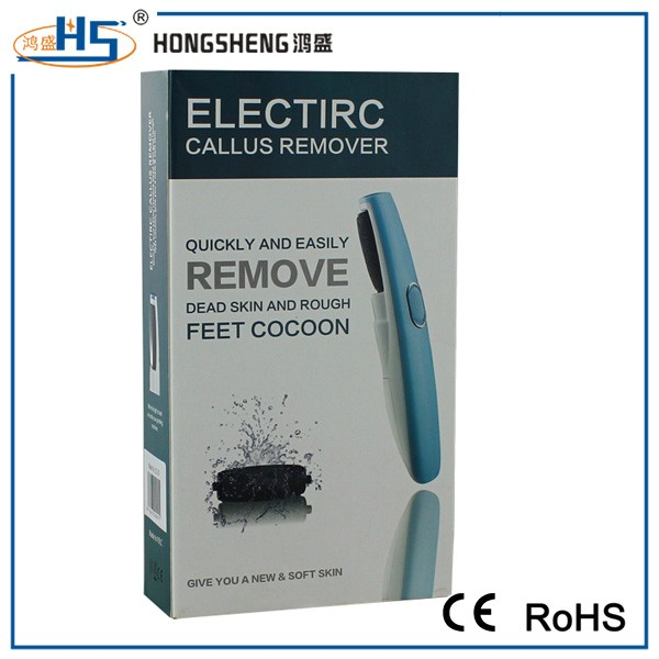 portable mini design universal voltage USB electric foot callus remover with wholesale price