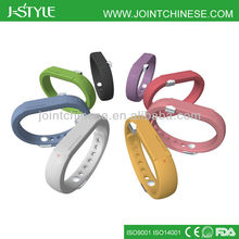ODM / OEM Wireless Pedometer - USB download Pedometer & ODM Wristband bluetooth pedometer heart rate monitor calorie counter