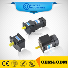 6w made in china ac electric motors
