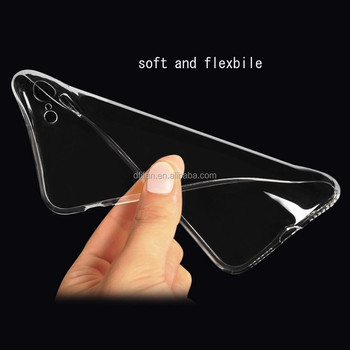 DFIFAN Hot selling phone case for phone 7 case tpu,clear mobile phone case