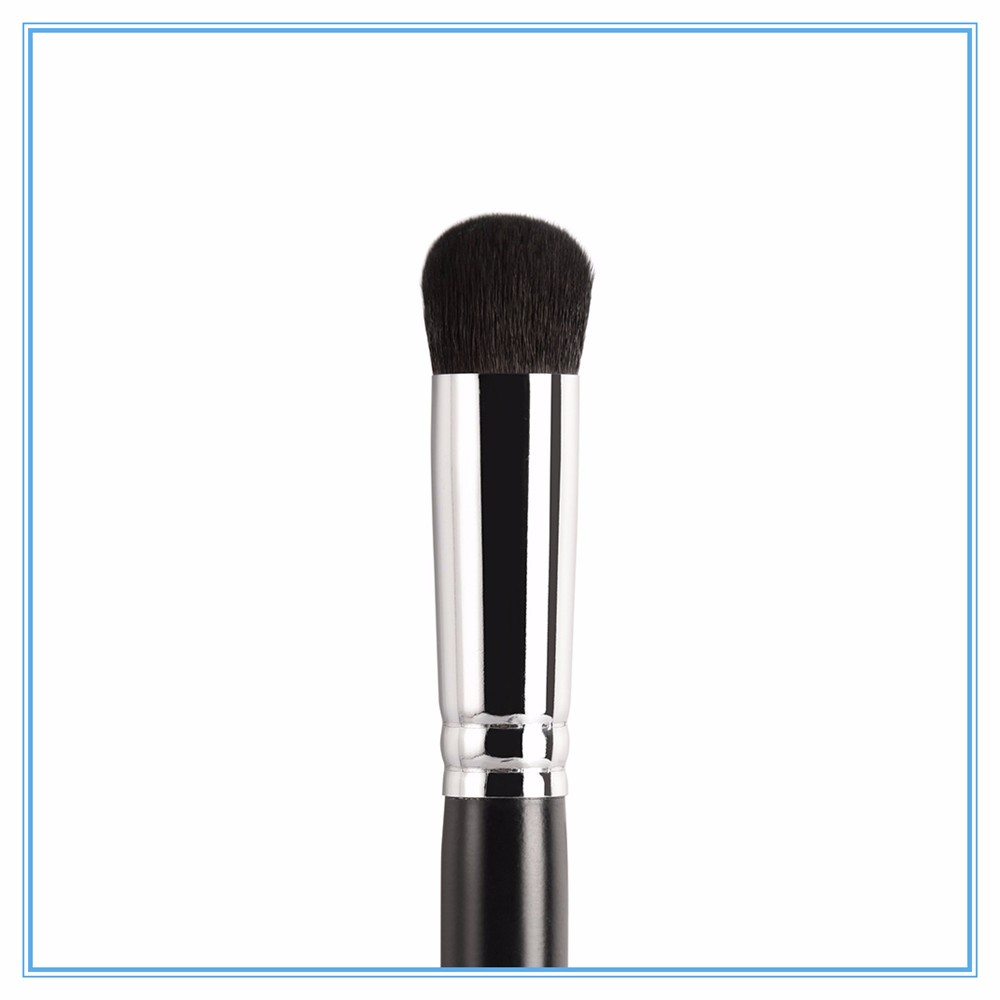 High end private label synthetic hair voal makeup brush