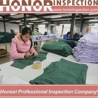 Professional graduation apparel quality assurance audit