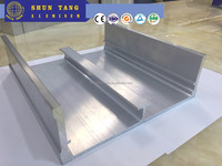 Top China manufacturer Silver industrial aluminum profile metal building materials for Construction & Real Estate