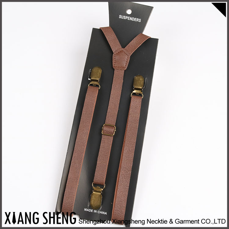 New Fashion Suspender For Men Custom Elastic Suspender