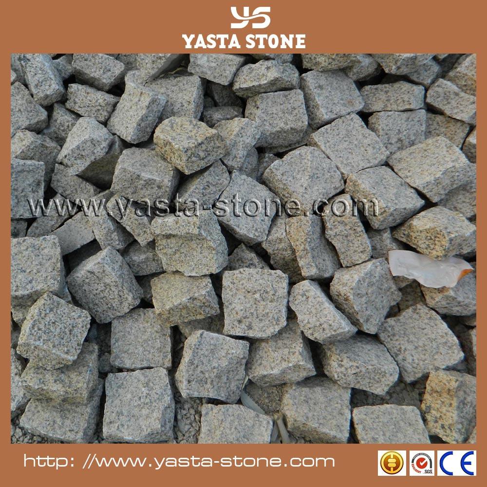 Granite Blocks Product : Cheap rough granite block zhangpu rusty cube stone