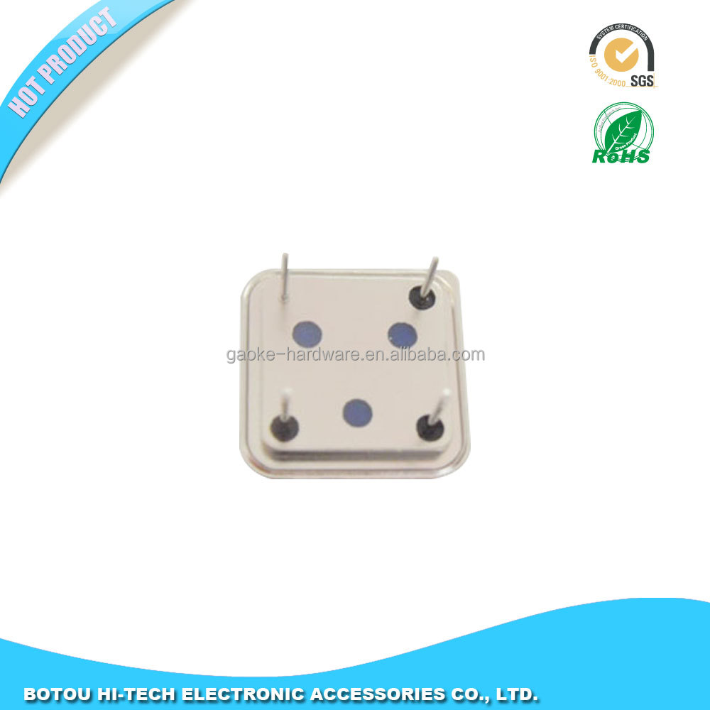 clock crystal oscillator package,