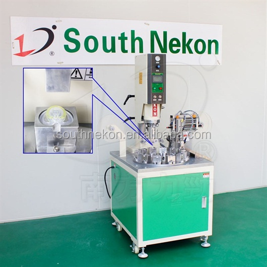 Plastic Welding Machine 20K turntable welding machine China Made Ultrasonic Welding Machine