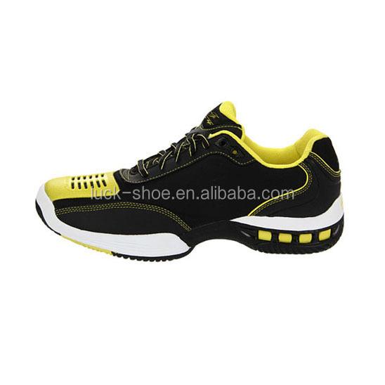 running customize professional tennis shoe suede shoe men's tennis sport tennis shoe black athletic rrPUqpzn