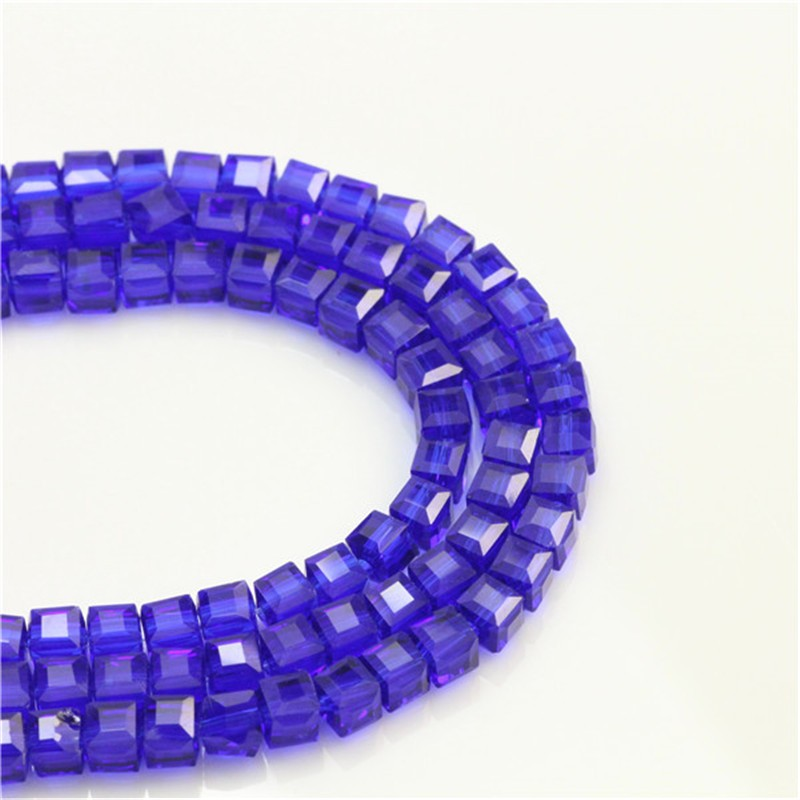 wholesale handmade jewelry square beads,square beads,jaipur gems cube beads