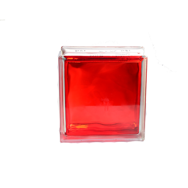 High Quality Tempered Glass Block For Building With Ce Certificate
