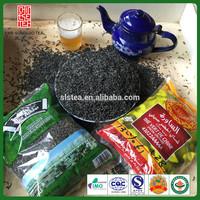 Mountain green tea thick taste hign flavor golden soup