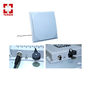 waterproof passive integrated uhf wireless rfid card reader for car parking system