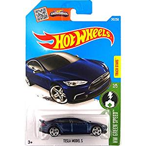 Alloy Mini Roadster Diecast Cars Tesla Model S For Collection Wholesale Metal Cars Hot Wheels 1:144 Hot Sale