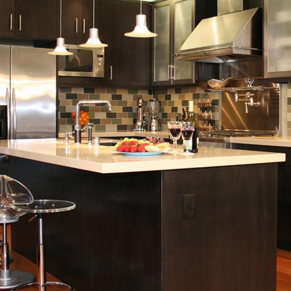 Kkr Modern Dubai Design Acrylic Epoxy Resin Kitchen Countertop ...