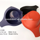 Hair dye product X-606 hair color tint bowl with anti-slip professional salon use