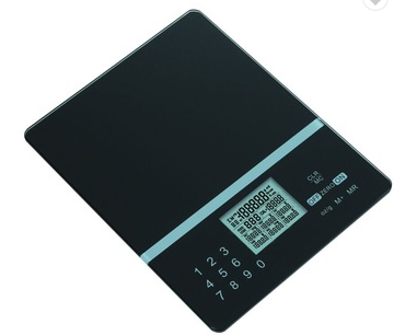 ABS plastic digital kitchen scale weighing machine