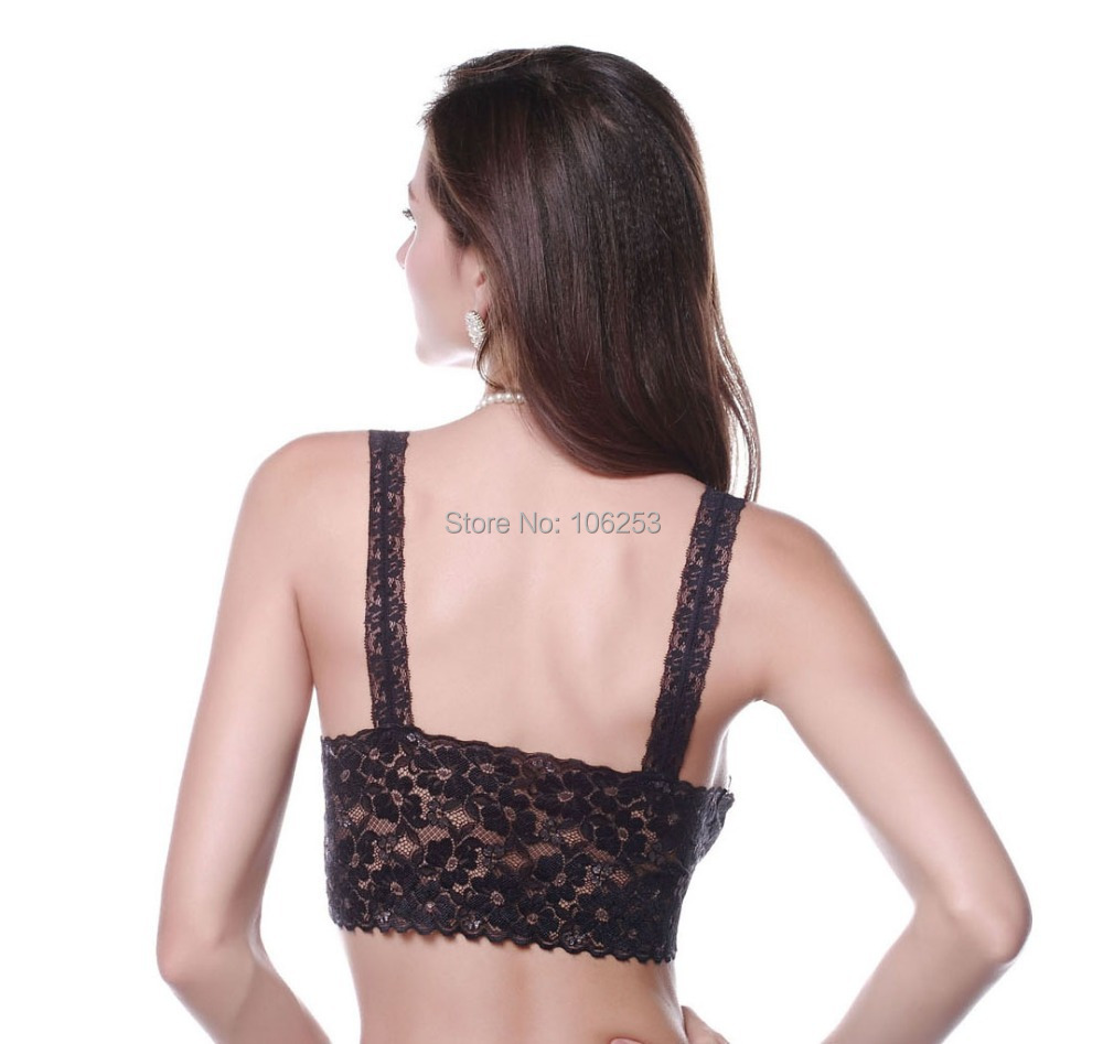 200 PCS/Genie Bra with Lace , removable pads Women's Two-double Vest BODY SHAPER Push Up BREAST RHONDA SHEAR ahh bra