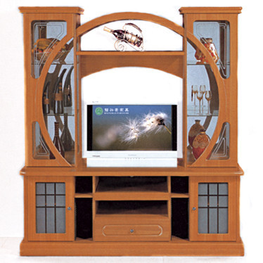 India Furniture Wooden Tv Cabinets Designs 805# Bedroom Wall ...