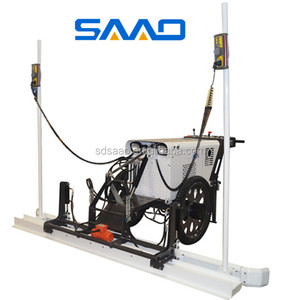 Full hydraulic floor leveling concrete machine manual laser screed for sale (SDJP-23)