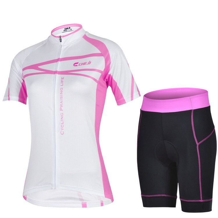 84ffd858f Color 2 Colors. Get Quotations · Mountian Bike Clothing  Sportswear Breathable Women Cycling Jersey Ropa Ciclismo Quick-Dry MTB