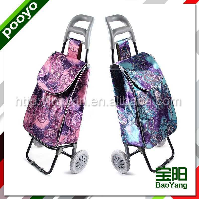 luggage cart trolley american style shopping trolley electric shopping carts