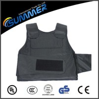 Hard Material Military Body Armor Bulletproof Vest bullet and stab