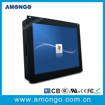 12.1 Inch Open Frame Industrial Touchscreen Lcd Monitor