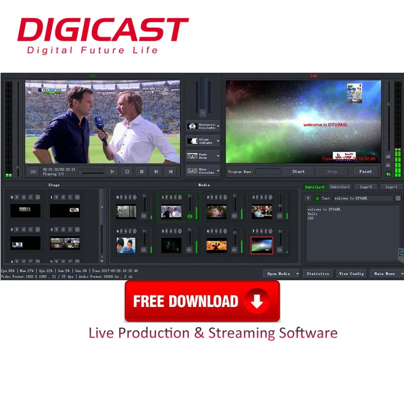 FREE SHIPPING mature video analog to ip 4G/5G 4K HD 1080P TO IP h264