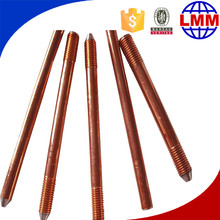 berghoff earthchef copper clad /copper bonded pointed ground rod