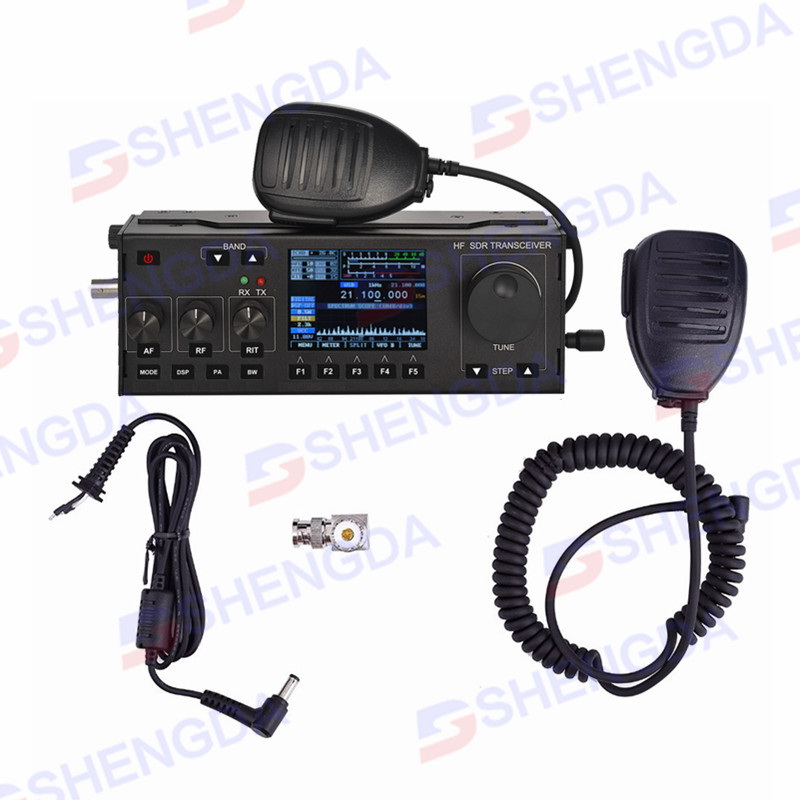 Hot selling 2 5-30MHz vehicle mounted HF SSB mobile transceiver for car  truck taxi