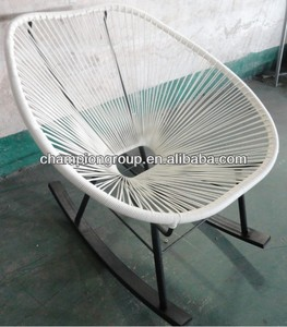 Excellent Steel Pe Acapulco Rocking Chair Pdpeps Interior Chair Design Pdpepsorg
