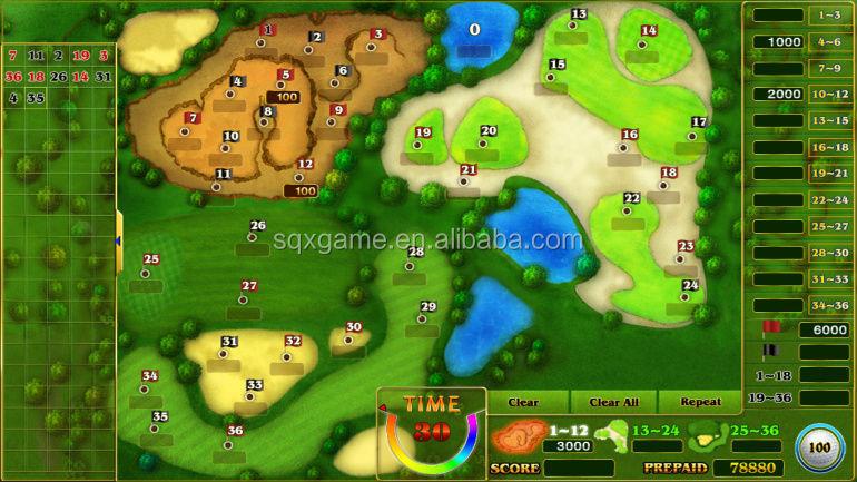 Golf gambling coins free bonus roulette game