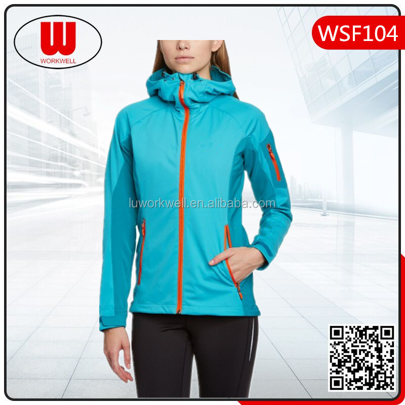 Lightweight windbreaker winter women jacket