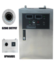 kitchen exhausts smoke & oil mist removal ozone generator