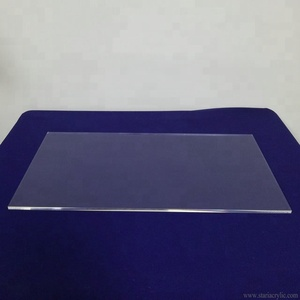 6mm thickness Clear Acrylic Sheet Plastic Panel High Quality Import Lucite Acrylic Board in stock