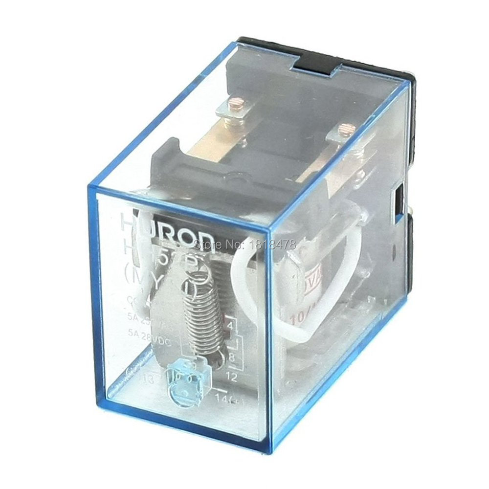 Cheap 24v 120v Relay Find Deals On Line At Alibabacom Electrical Dpdt Get Quotations Dc12v 36v 48v 110v 220vhh52p Ac 110 Coil General Purpose Power 8