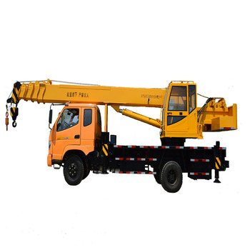 China Small Mobile Electric Truck Crane Manufacturer
