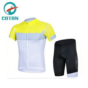 Yellow Cycling Jersey f74a11795