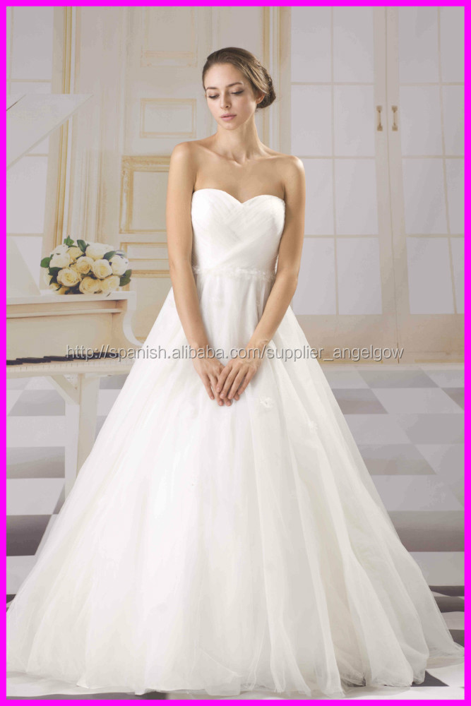 2015 guangzhou vestidos de novia corset venta caliente baja espalda ...