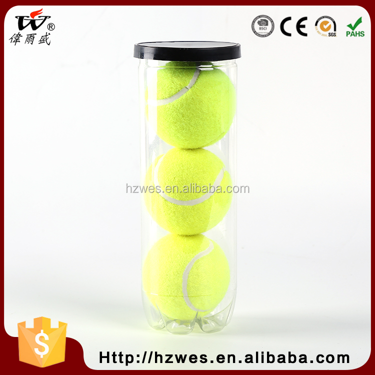 Low Cost High Quality OEM Availabled Training Signature Jumping Tennis Ball For Matchs