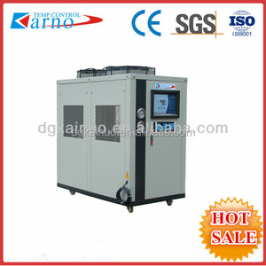 China air cooling water chillers system controller for injection molding machine