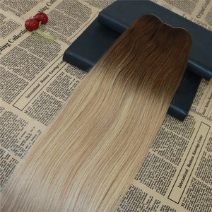 22 inch brazilian straight weave ombre hair extensions 30 613 bundles