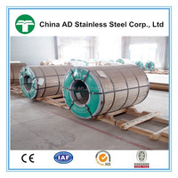 SUS china made 304 Stainless steel coil