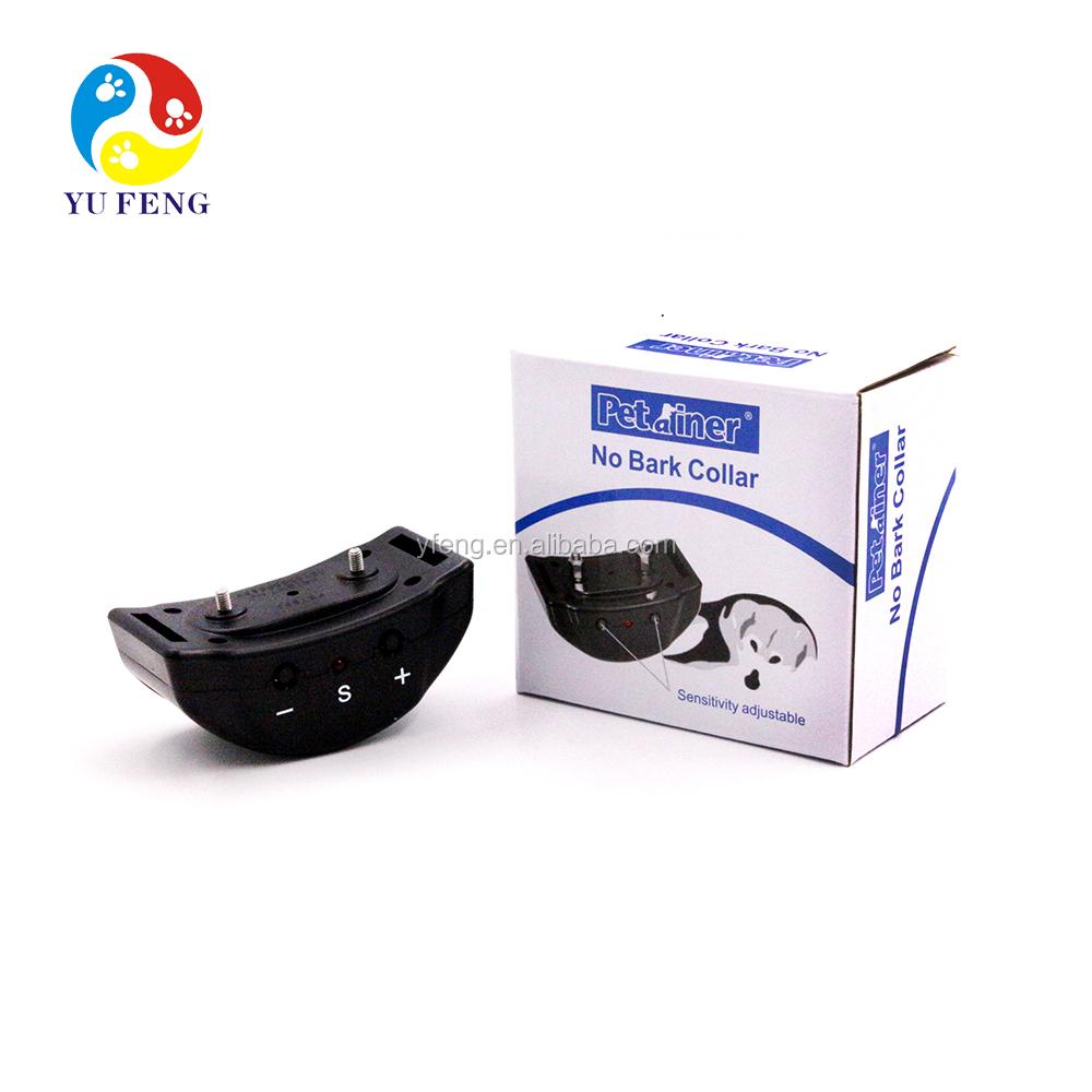 e0b4933cc8b Newest type PET855 battery life No Barking Stop Dog Training Collar Pet Products  Supplies Anti Bark collar