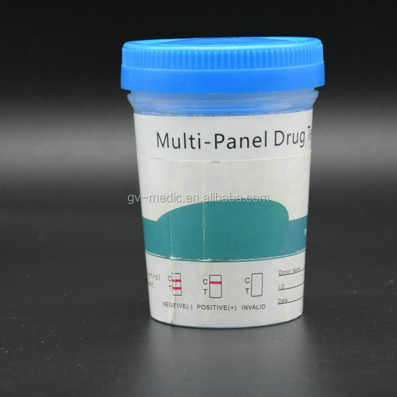 Rapid DOA Drug Urine Test Cup with Adulteration