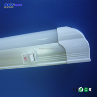 New hot!!! T5 0.45m 6watt LED switch tube light one-piece lamp tube