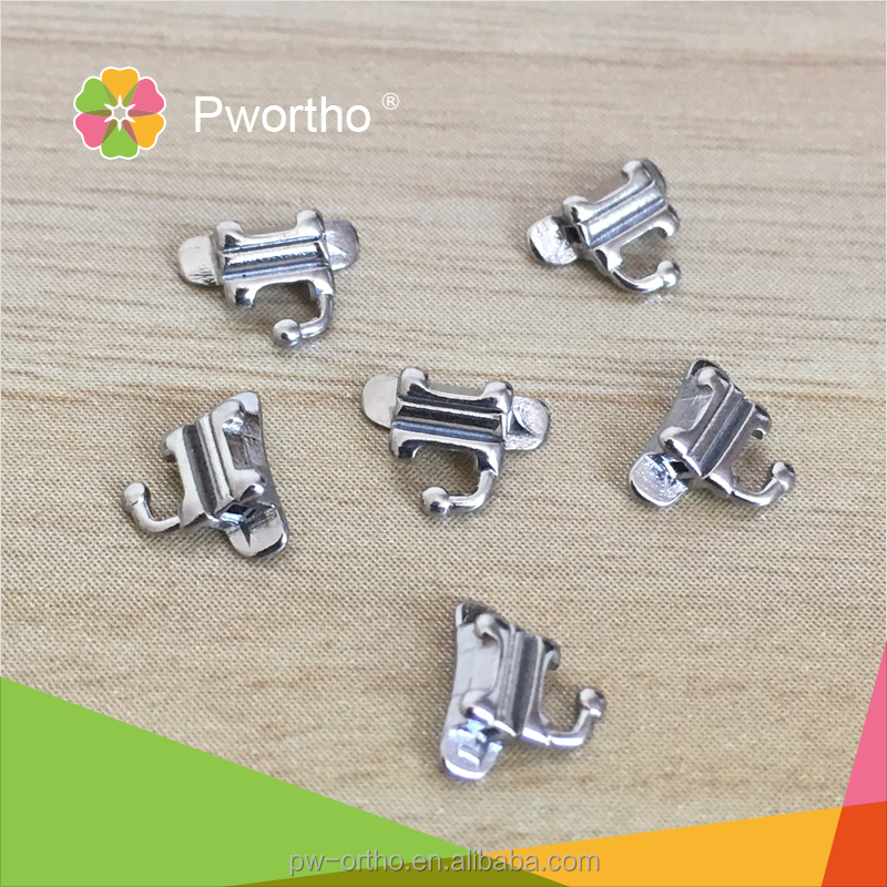 1st Molar Orthodontic Convertible Single Weldable Buccal Tubes