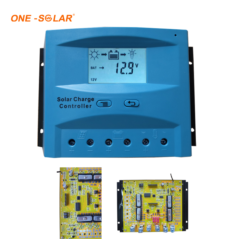 Laderegler 20a Mppt Solar Panel Battery Regulator Charge Controller 12/24v Auto Pwm Usb #& Profit Small